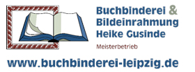 Logo Buchbinderei